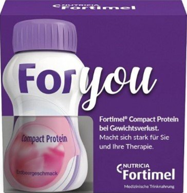 Fortimel Compact Protein Musterbox