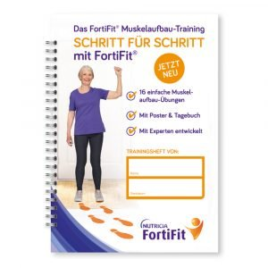 "Trainings-Booklet ""FortiFit® Muskelaufbau-Training"""